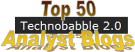 Technobabble 2.0 Top 50 Analyst Blogs